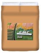 Gmc 350 Tag Duvet Cover