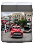 Gmc Pickup Duvet Cover