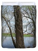 Gnarly Tree 4 Duvet Cover