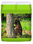 Go Climb A Tree Duvet Cover
