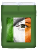 Go Ireland Duvet Cover by Semmick Photo