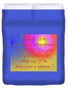 Go Set A Watchman Duvet Cover