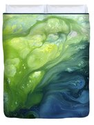 Go With The Flow Duvet Cover