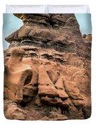 Goblin Valley 8 Duvet Cover