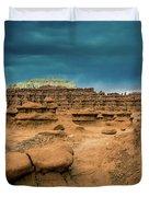 Goblin Valley State Park Duvet Cover