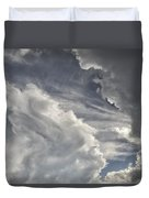 God Speaks Duvet Cover