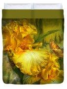 Goddess Of Summer Duvet Cover