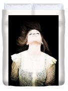 Goddess Of The Moon Duvet Cover