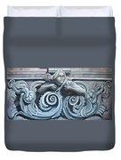 Goddess Of The Sea Duvet Cover