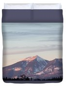 God's Creation Duvet Cover