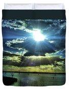 Gods Eye Duvet Cover