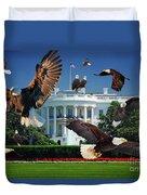 Gods Generals In Washington Duvet Cover