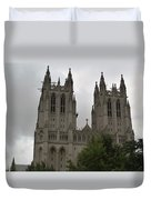 God's House Duvet Cover