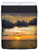 God's Signature Duvet Cover