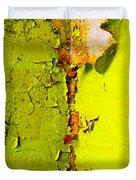 Going Green Duvet Cover