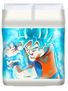 Goku In Dragon Ball Super  Duvet Cover