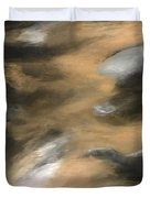 Gold Dust Woman Duvet Cover