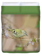 Goldcrest Duvet Cover