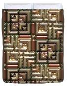 Golden Box 02 Duvet Cover