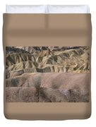 Golden Canyon - Death Valley National Park Duvet Cover