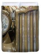 Golden Class Duvet Cover