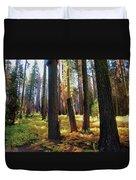 Golden Forest Bed Duvet Cover