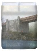 Golden Gate Bridge Duvet Cover
