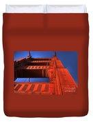 Golden Gate Tower Duvet Cover