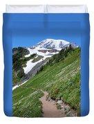 Golden Gate Trail Duvet Cover