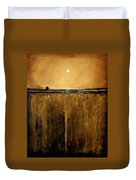 Golden Inspirations Duvet Cover