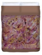 Golden Rapture Duvet Cover by Don  Wright