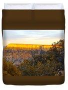 Golden Ridge Duvet Cover