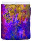 Golden Shine Duvet Cover