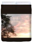 Golden Sky Duvet Cover