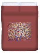 Golden Splendor Duvet Cover