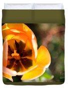 Golden Spring Duvet Cover