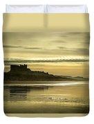 Golden Times Duvet Cover