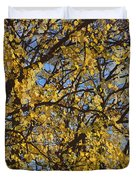 Golden Tree 3 Duvet Cover