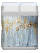 Golden Wheat Sheaf Duvet Cover