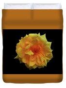 Golden Wonder Duvet Cover