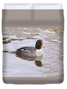 Goldeneye Duvet Cover