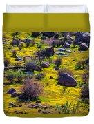 Goldenfield Hillside Duvet Cover