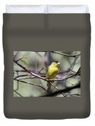 Goldfinch 042914a Duvet Cover
