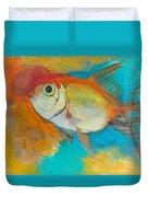 Goldfish Duvet Cover