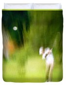 Golf At The Blue Monster In Doral Florida 01 Duvet Cover