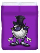 Golf Classic Duvet Cover