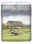 Golf Hotel, St Andrews Duvet Cover