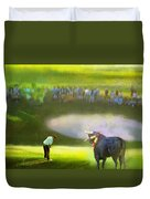 Golf Madrid Masters 03 Duvet Cover