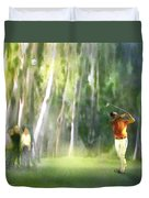 Golf Trophee Hassan II In Royal Golf Dar Es Salam Morocco 01 Duvet Cover