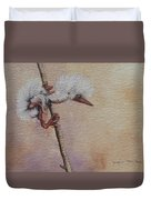 Gollum The Heron Chick Duvet Cover